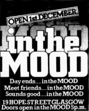 In the Mood advert 1978