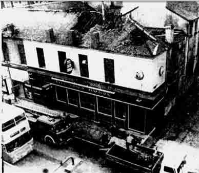 Iron Horse fire 1978