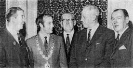 J K McIntosh St Andrews dinner dance 1970