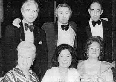 group image with J McDevitt 1975.