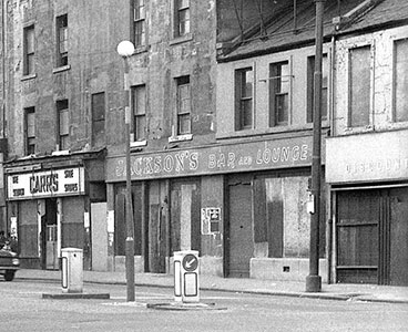 Jackson's Bar 100 Crown Street image 1960s.