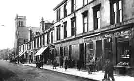 James Cook Main Street Cambuslang