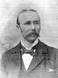 James McGregor Manager of the Alexandra Hotel Oban 1895
