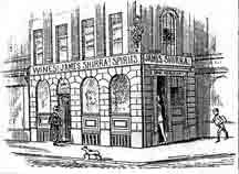 James Shirra's Bar