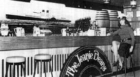 Jeanie Deans Bar 1970