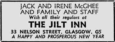 The Jilt Inn 33 Nelson Street