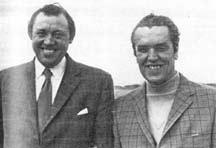 John Adams1 with Jack Gow