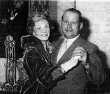 John E Jackson and his wife