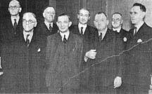 Royalty Burns Club 1946