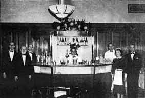 John E Jackson's mobile bar