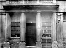 The Kingshead Inn Stirling Street now Blackfrair Street