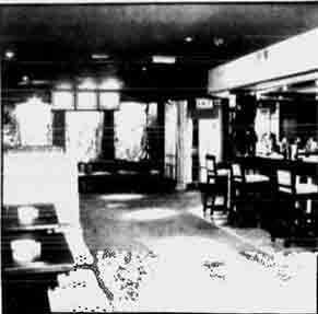Knightsbridge SW1 interior 1988