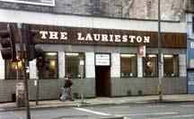 Laurieston Bar