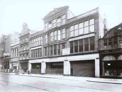 Locarno Sauchiehall Street