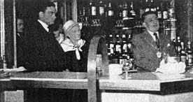 Mary Milne at the opening of the Ardeer 1960