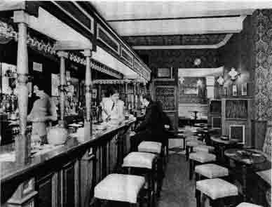 Mack's Bar Edinburgh