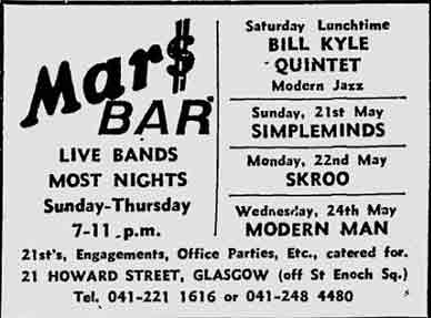 Mars Bar advert 1978