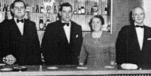 Mitre Bar interior