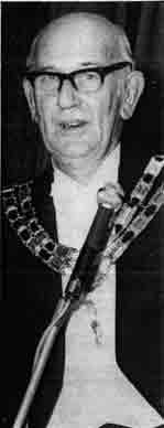 Mr. Morris Barr 1974