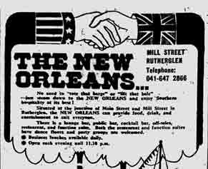 New Orleans ad 1974