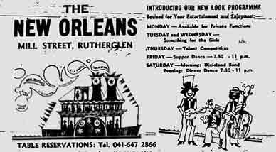 New Orleans advert 1976