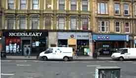 Three Pubs in Sauchiehall Street