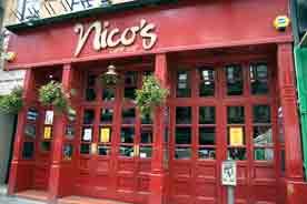 Nico's  Sauchiehall Street Glasgow