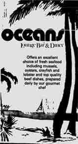 Oceans advert 1984