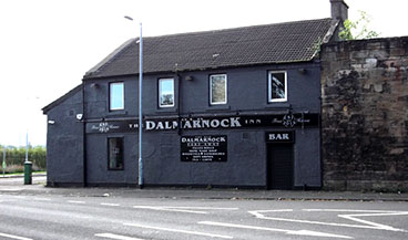 Old Dalmarnock Inn formerly the Hayfield 2014