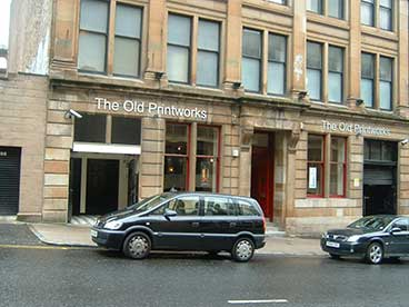 Old Printworks, 36 North Frederick Street