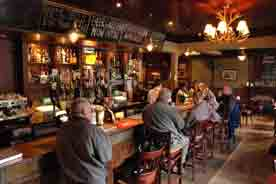 Owen's Bar interior