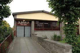 The Parkville doorway Blantyre