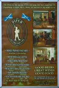 The Piper plaque