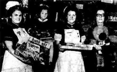 Nurces at the Pipinn 1972