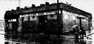 Plaza Bar Dalmarnock Road Glasgow