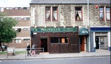 The Politician Bar