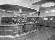 Portland Arms interior