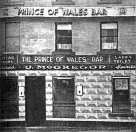 The Prince of Wales Tavern Cranston Street