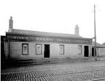 Railway Tavern old
