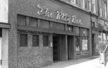 The Ritz Bar 1980s