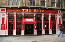 The Ritz Bar.