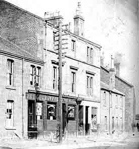 Peter Crawford's pub Halfway Cambuislang