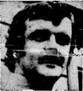 Robert Johnstone manager of Neesons Bar 1978