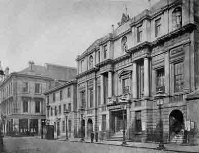 Royal Theatre Dunlop Street