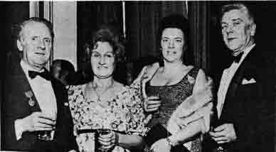 members of the Royalty Burns Club 1972