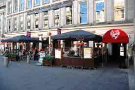 The Social Royal Exchange Square