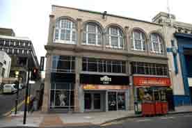 Sports Cafe Sauchiehall Street