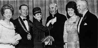 members of the Vintners 1971
