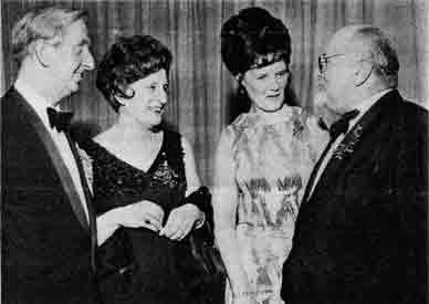 Group members of Vintners 1971
