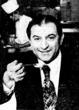 Mr Reo Stakis 1976